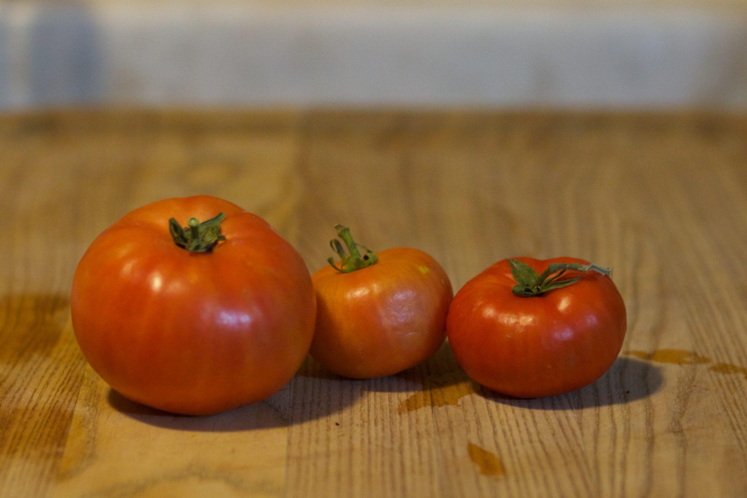 "Красный томат ""Хурма"""
